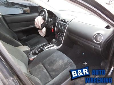 06 07 08 MAZDA 6 STEERING GEAR/RACK POWER RACK AND PINION 2.3L EXC. SPEED6 551-59894 8268510