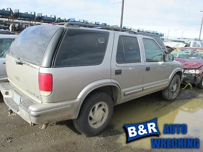 95 96 97 98 99 00 01 02 03 04 05 S10 BLAZER L. REAR DOOR GLASS 8747058 278-05723L 8747058