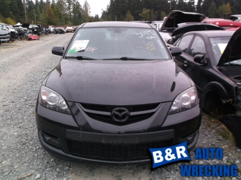 07 08 09 MAZDA 3 CROSSMEMBER/K-FRAME REAR W/TURBO SPEED3 8244256 8244256