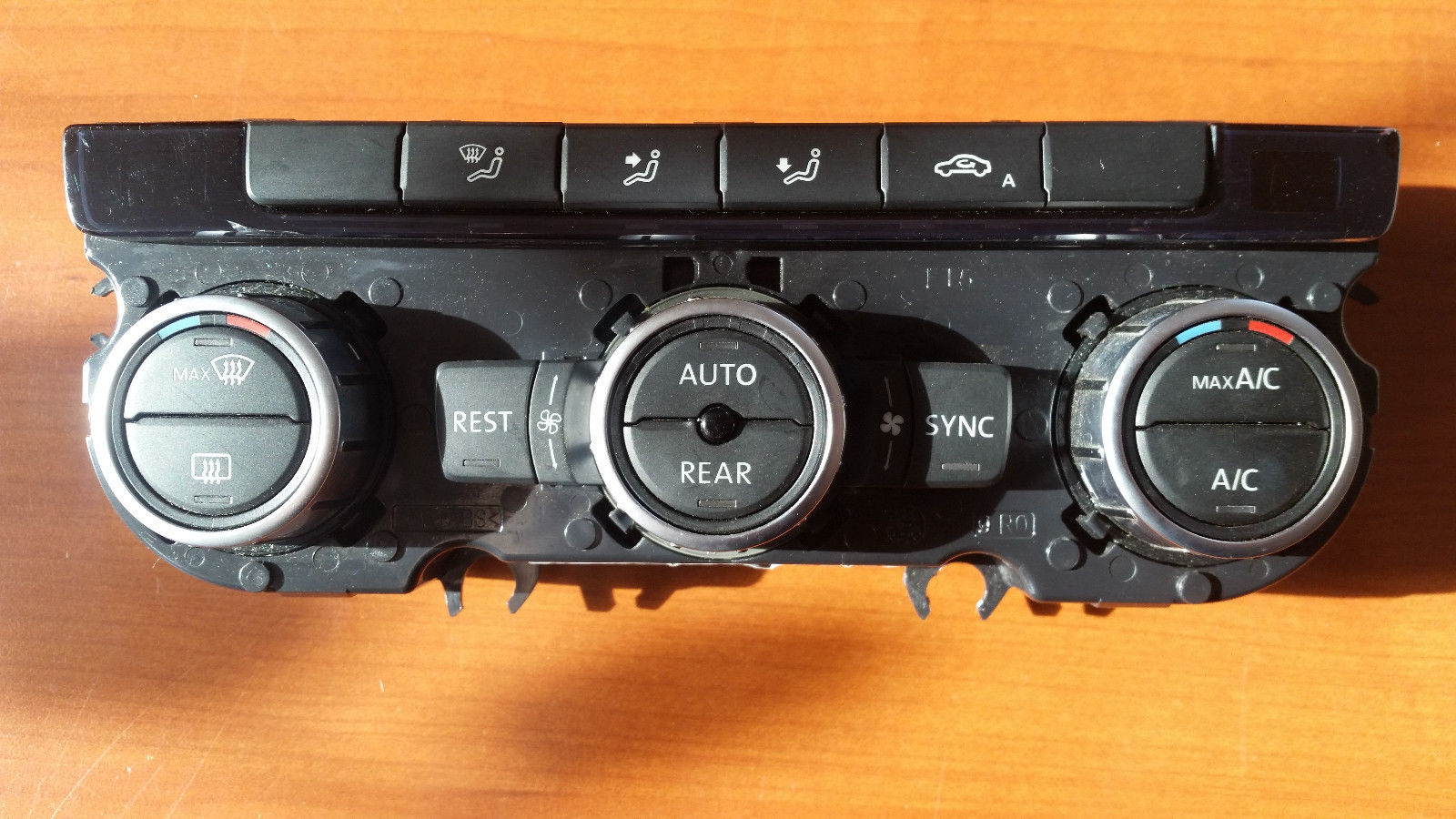 SEAT ALHAMBRA 2016-ON HEATER CLIMATE CONTROL PANEL SWITCH 7N0907044AG  7N0907044AG