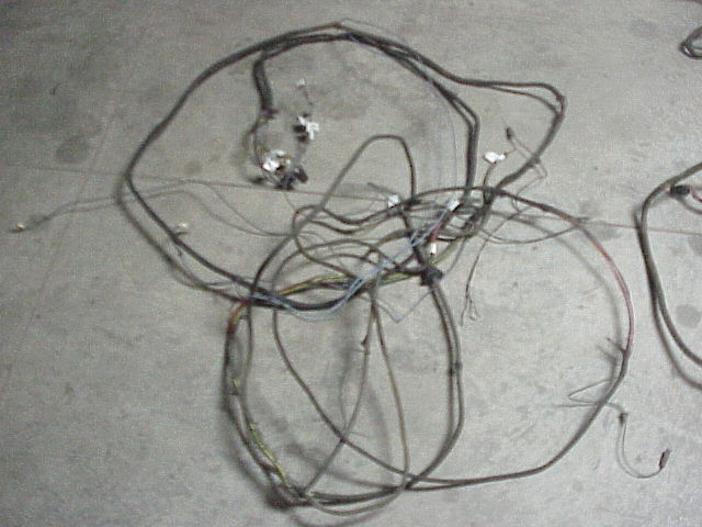 57 chevy radio wiring diagram 1957 57 ford lincoln premiere wiring harness dash to tail ... 57 lincoln premiere wiring diagram