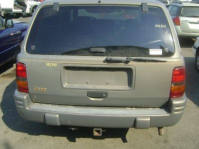 CHASSIS ECM MEMORY SEAT DRIVER'S SEAT FRAME FITS 94-98 GRAND CHEROKEE 3237498 591-03216 3237498