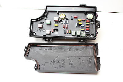 08 09 JEEP PATRIOT P68048117AA FUSEBOX FUSE BOX RELAY UNIT