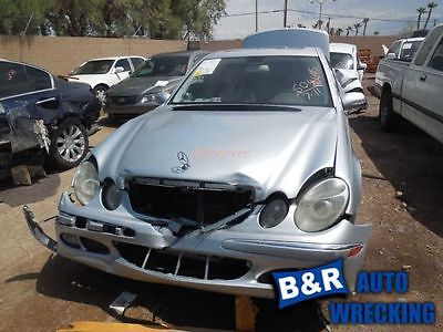 BLOWER MOTOR 211 TYPE SEDAN E320 FITS 03-09 MERCEDES E-CLASS 6385693