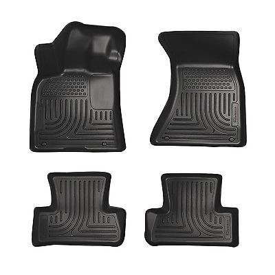 Husky Liners 96401 WeatherBeater Floor Liner 12-14 A6 A6 Quattro S6