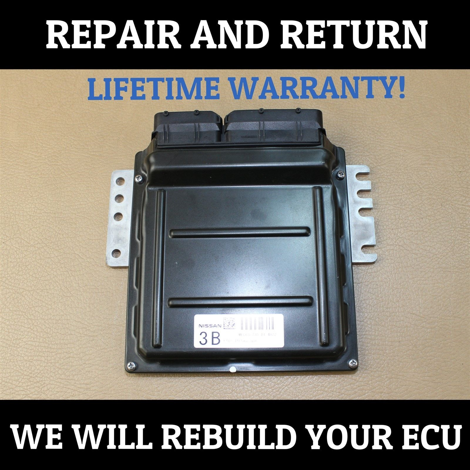 REPAIR SERVICE 05-06 NISSAN ALTIMA 2.5L 3.5L ECU ENGINE ...