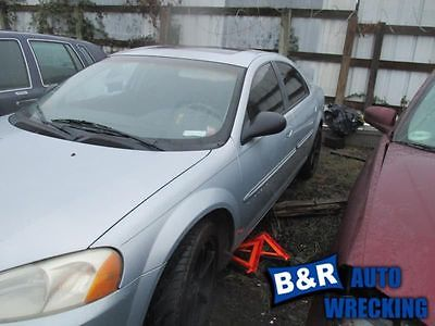 PASSENGER RIGHT HEADLIGHT SEDAN FITS 01-02 SEBRING 9767604 114-02762R 9767604
