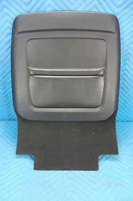 DODGE CHALLENGER SXT R/T Front Seat Back Panel Left 1UV14XDVAA 2011-2015 OEM