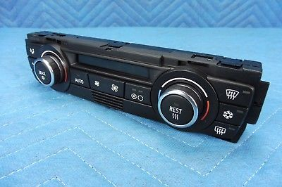 BMW E92 3-Series Coupe A/C HEATING CONTROL 3.0L w/ATC 64-11-9-199-261 2007-2012