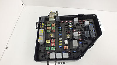 2007 08 saturn outlook engine compartment fuse box 25784724 oem#545f  25784724