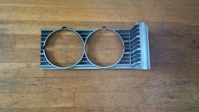 Original 1969 Chevrolet Caprice-Impala Driver Side Headlight Bezel-LH