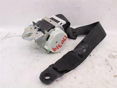 FRONT DRIVER SEAT BELT & RETRACTOR ONLY XF XFR 10 11 12 BLACK 879250