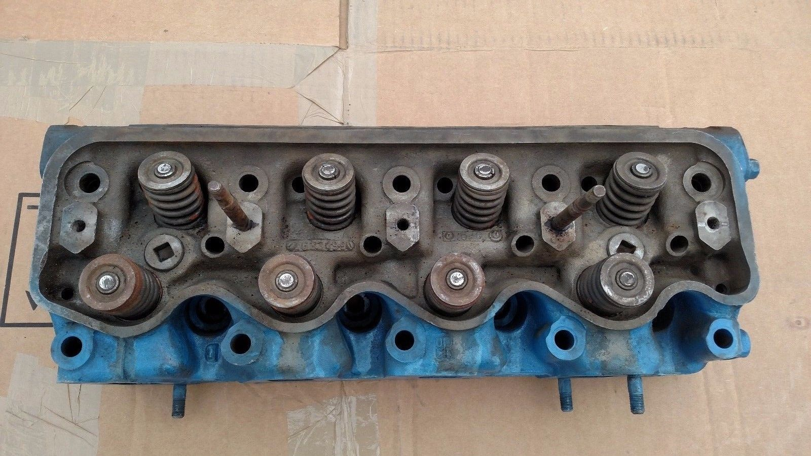 Dodge Chrysler 315-325 V8 Cylinder Head 1632099 5754 Mopar 1956-1959 Poly A DPCD