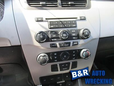 TEMPERATURE CONTROL AC WITHOUT HEATED SEATS FITS 08-11 FOCUS 7975391