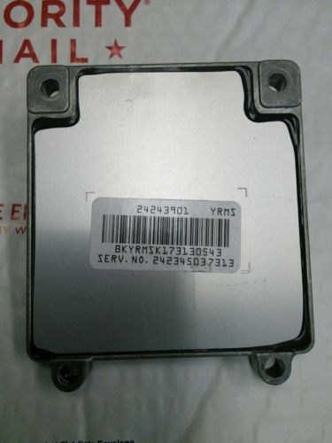 07 08 09 Chevy Cobalt Transmission Control Module 24243901 Yrms