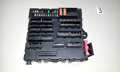 saab 9 3 rear distribution fuse box 12805846 2003 2004 2005 2006 2007