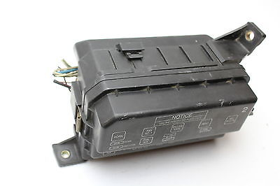 93 94 95 96 97 corolla 82672-02020 fusebox fuse box relay unit module k9547