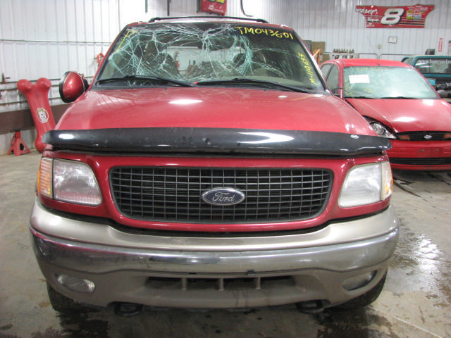 2001 FORD EXPEDITION ENGINE COMPUTER ECU ECM 590-06218A 1157833