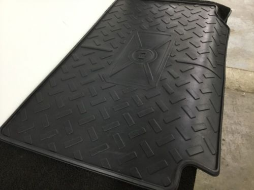 08 toyota fj cruiser rear floor rubber all weather cargo. Black Bedroom Furniture Sets. Home Design Ideas