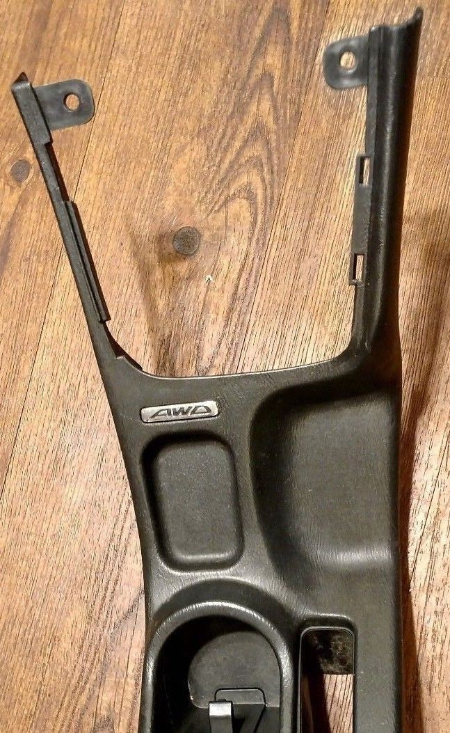 98-2008 Subaru Center Console Cover Trim - Around Hand Brake, Cup Holder - 92132 92132