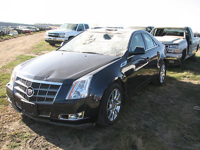 2008 CADILLAC DTS BODY CONTROL MODULE BCM COMPUTER