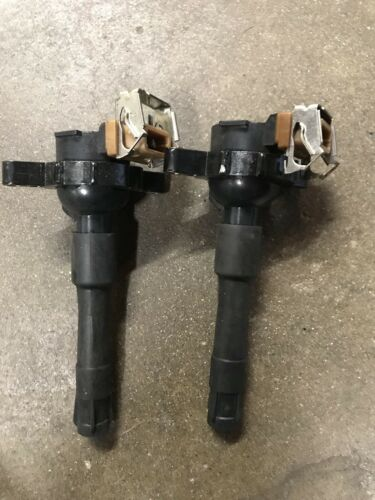 BMW 1748017 Ignition Coils (2) BMW 323 330 525 540 740 850 M3 M5 X5 Z3 Z8 Bremi 1748017