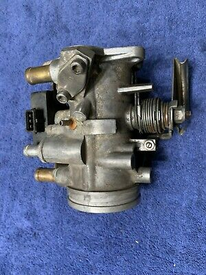 1988- 1994 Classic Saab 900 2.0L 16 Valve Turbo Used Throttle Body Assembly