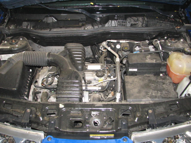 Saturn Vue 2004 Radiator Location Get Free Image About