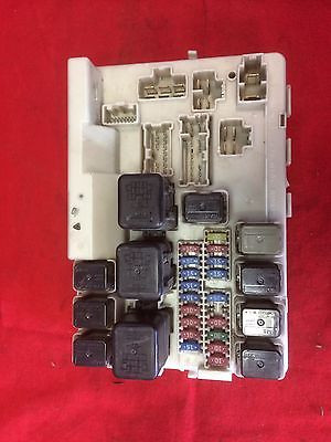 2003 to 2007 murano fuse box engine bay 3 5l vq35de relay murano fuse box