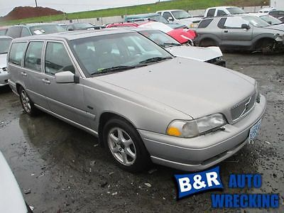 98 VOLVO V70 TURBO/SUPERCHARGER SDN AND SW AWD 8616273 8616273