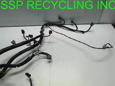 94 1994 subaru svx engine motor wire harness wiring oem engine wiring harness for 1988 mustang gt 5 0