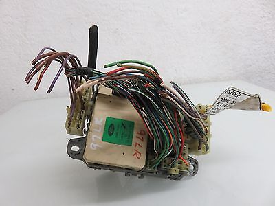 94-98 LAND ROVER DISCOVERY INTERIOR DASH FUSE BOX W/ MULTIFUNCTION MODULE OEM AMR5360