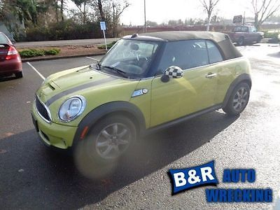 07 08 09 10 MINI COOPER AUTOMATIC TRANSMISSION HT S MODEL 6 SPEED 9096258 400-51029 9096258