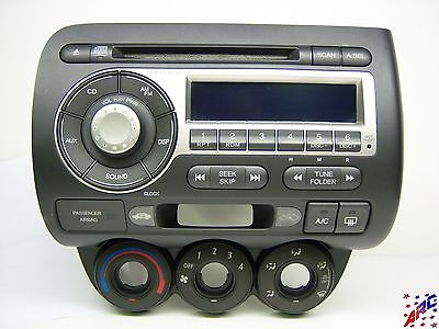 Wonderful 2007 2008 Honda Fit Factory OEM Radio CD Player Tested With Code! 5710 0336