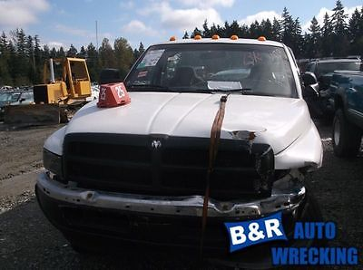 TURBO/SUPERCHARGER MANUAL TRANSMISSION FITS 01-02 DODGE 2500 PICKUP 4974805