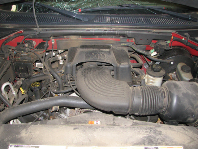 2001 FORD EXPEDITION ENGINE COMPUTER ECU ECM 1157833