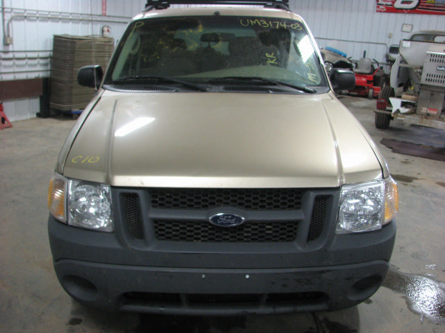 2003 ford explorer automatic transmission 2wd 55971 miles 20110786. Black Bedroom Furniture Sets. Home Design Ideas