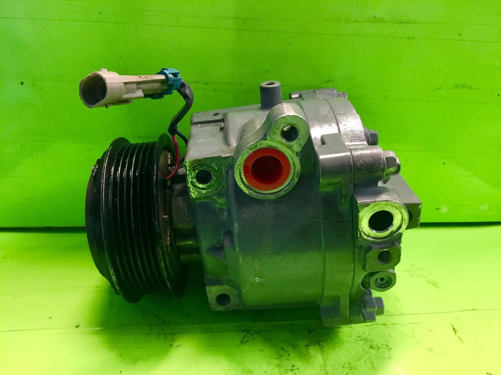 2013-2014 CHEVROLET SONIC 1.4  AC COMPRESSOR WARRANTY Does Not Apply