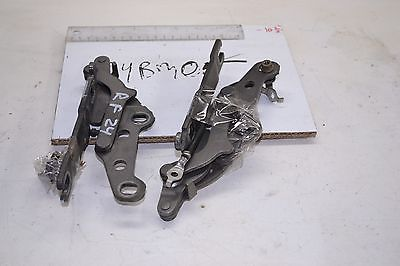 2003-2008 BMW Z4 E85 E86 LEFT RIGHT HOOD HINGES SET 7016172 OEM 7016172