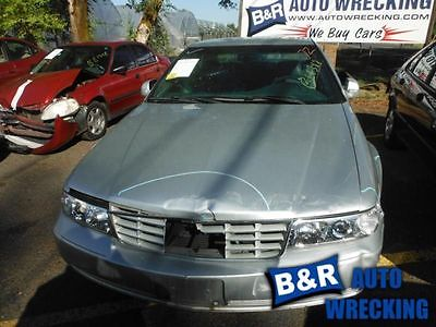 AUTOMATIC TRANSMISSION FWD 4.6L VIN <em>Y</em> 8TH DIGIT FITS 02 DEVILLE 8149718