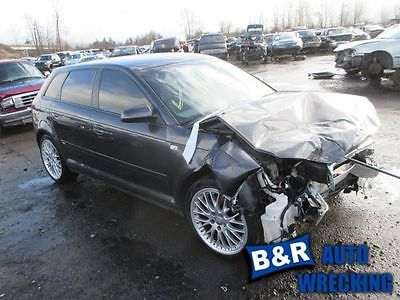 06 07 08 AUDI A3 ANTI-LOCK BRAKE PART ASSEMBLY FROM VIN 8P6000001 AWD QUATTRO 8624483