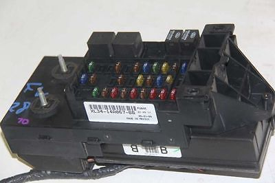 1997 ford f 150 fuse box diagram trailer lights fuse ford f 150 fuse box engine 99 ford f-150 f150 xl34-14a067-bb 4x2 main engine fuse box panel relay