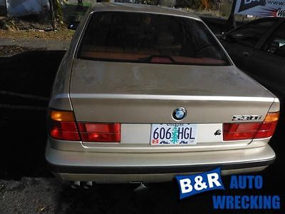 94 95 BMW 530I L. REAR DOOR GLASS SDN 8330661 278-58103L 8330661