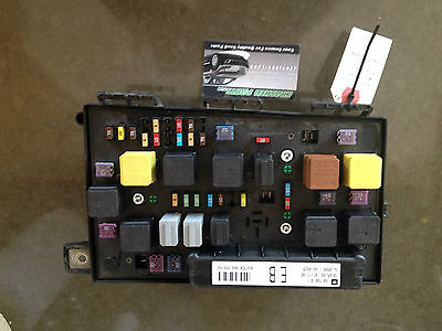 saturn astra fuse box p n 94700411. Black Bedroom Furniture Sets. Home Design Ideas