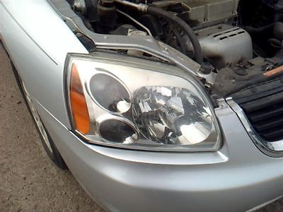 07 08 09 GALANT R. HEADLIGHT 3.8L 6 CYL GT CANADA ONLY DARK BEZEL 9212858 114-50660BR 9212858