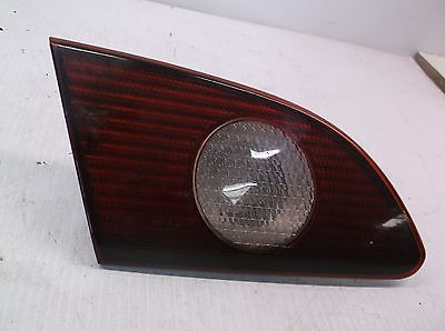 NS602234 2002 COROLLA REAR TAIL LIGHT TAILLIGHT LAMP RIGHT PASSENGER SIDE OEM TOYOTA COROLLA
