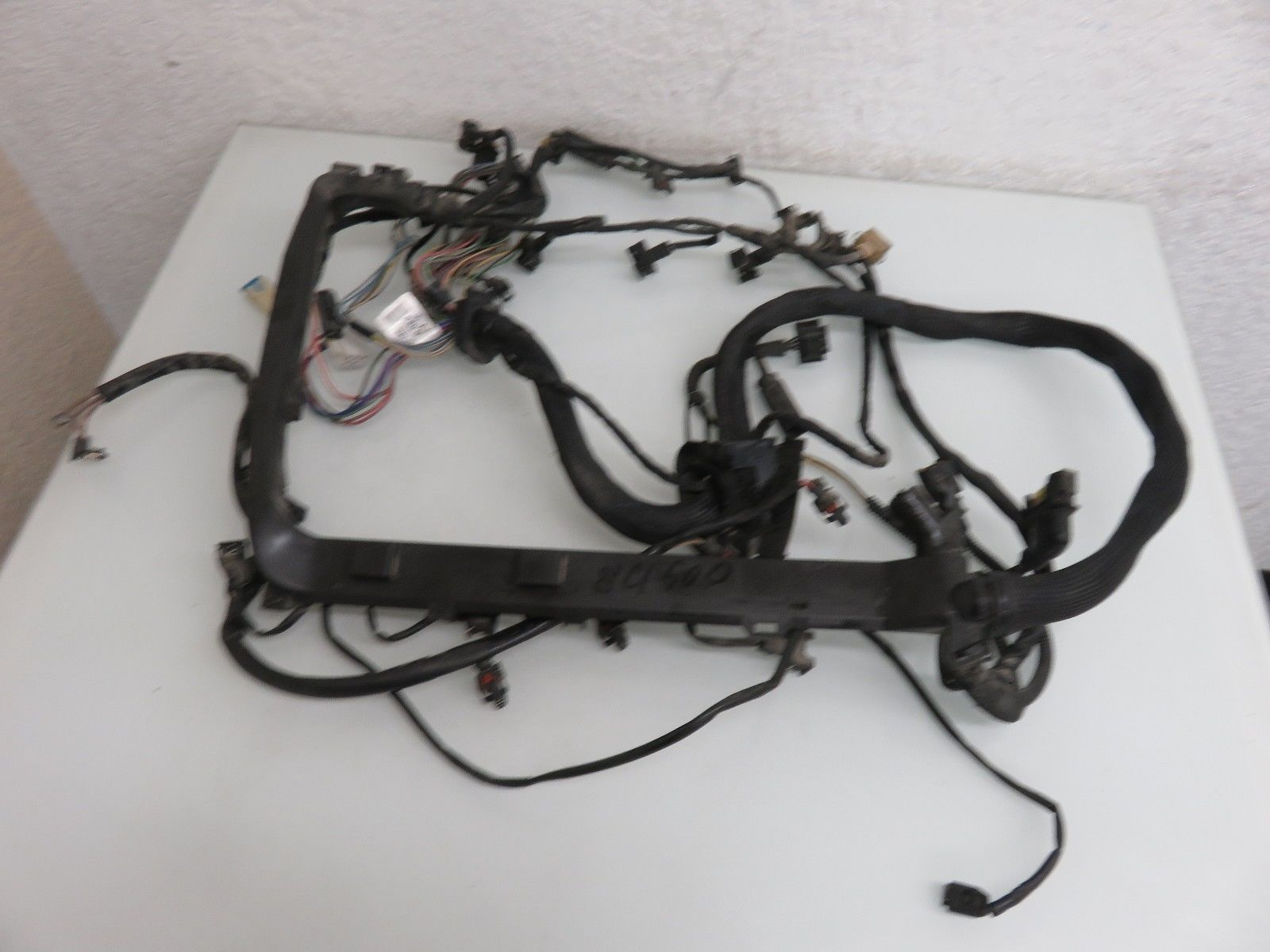 Wondrous 00 06 Mercedes W220 S Class Engine Compartment Wire Wiring Harness Wiring Digital Resources Funapmognl