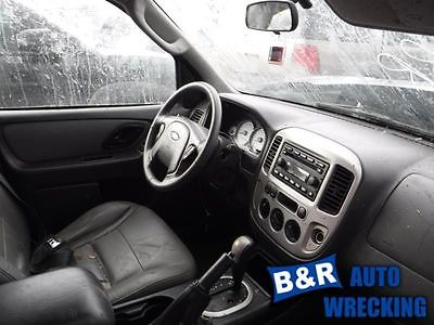 05 06 07 FORD ESCAPE BRAKE MASTER CYL VIN Z 8TH DIGIT AT 2 WHEEL DISC BRAKES 8985106