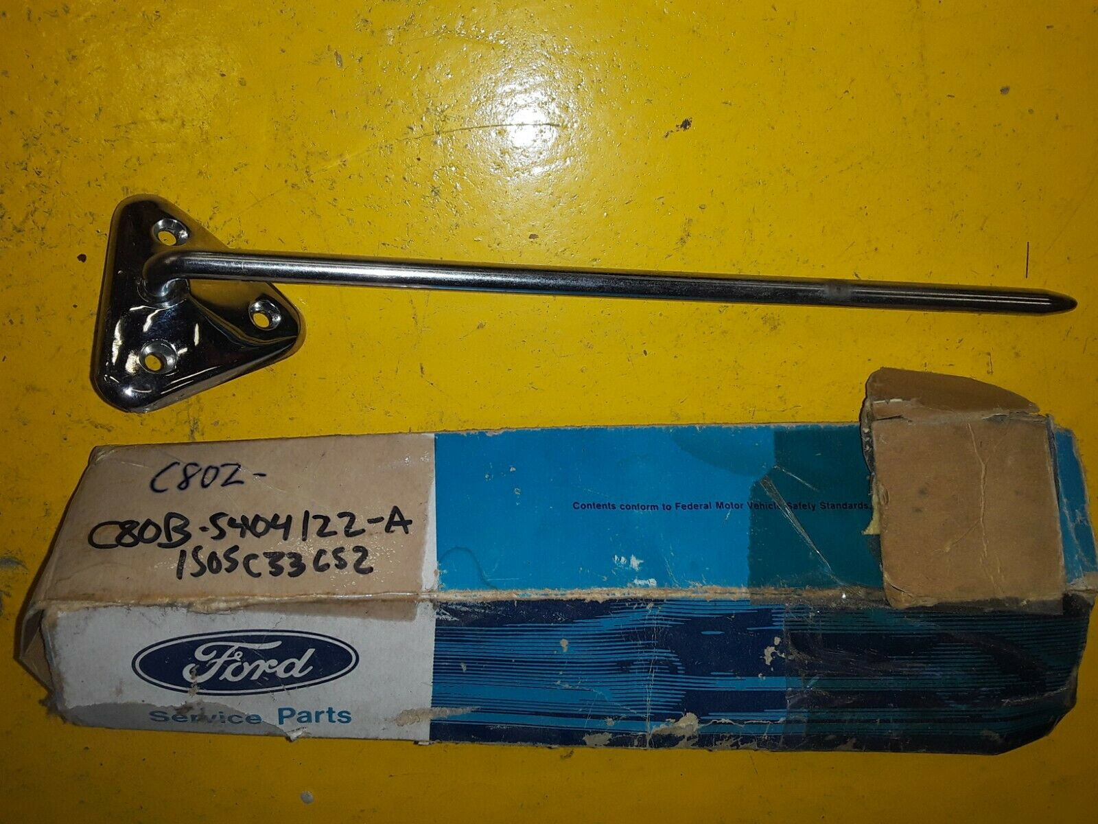 OEM FORD ARM & BRACKET C80B-5404122-A