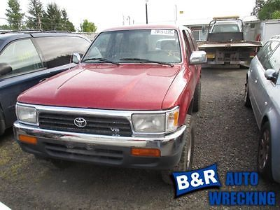 DRIVER LEFT POWER WINDOW MOTOR FITS 92-95 4 RUNNER 7601830 617-58246L 7601830